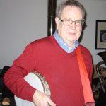 Ian Gilchrist, rhythm banjo