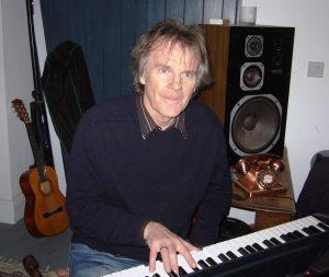 John Sandford, keyboard and bass